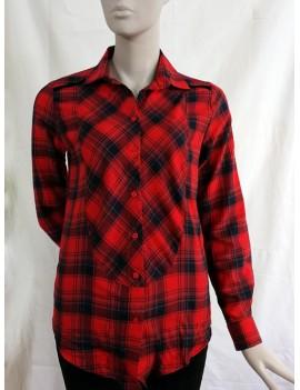 acoté - shirt - tartan shirt