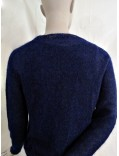 acoté - cardigan - blue night cardigan