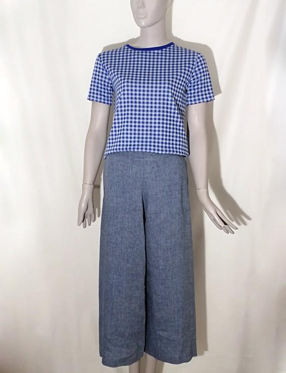 niu - trouser - pantalone orient
