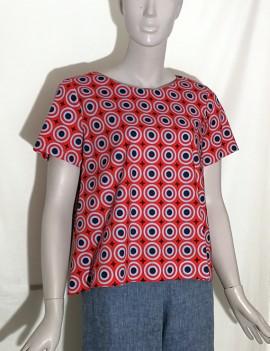 niu - shirt - camicia scatoletta print
