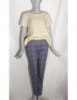 niu - trouser - pantalone slim mexico