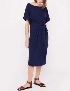 acoté - dress - evening blue