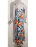 floral longue - dress - see the moon