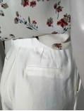 beaumarchais blanc - trouser - garance