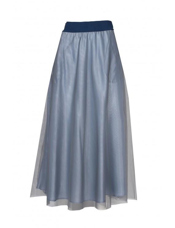 niu - skirt - long tull skirt