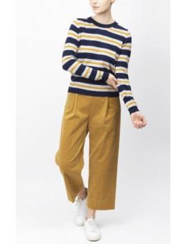 niu - trouser - velvet boy pant