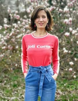 Season -  Pull Joli Coeur