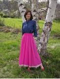 niu - Jupe longue en voile de coton India