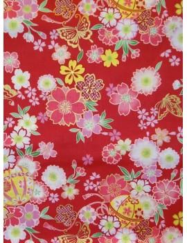 Sakuragara on red